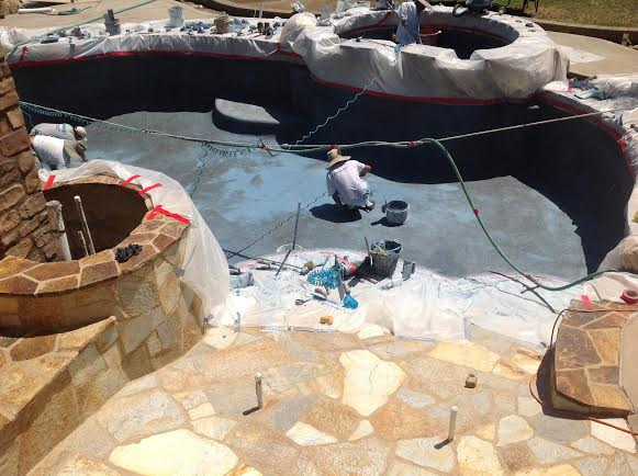 pool plaster contractor