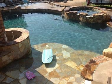 pool plaster types Spring TX